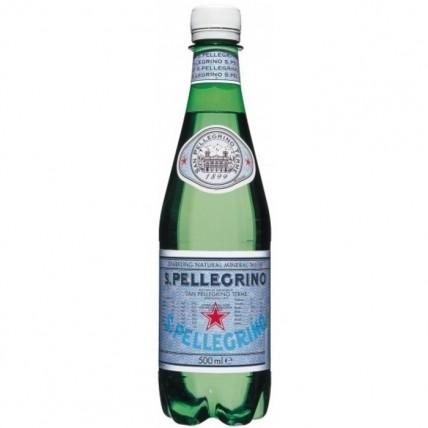 Вода САН ПЕЛЛЕГРИНО (SAN PELLEGRINO) газированная 0....