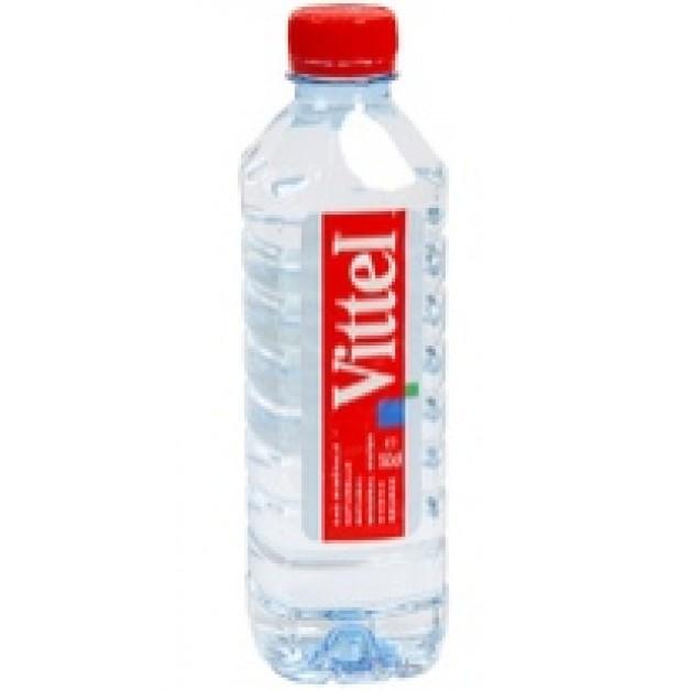 Вода ВИТТЕЛЬ (VITTEL) негазированная 0.5 литра