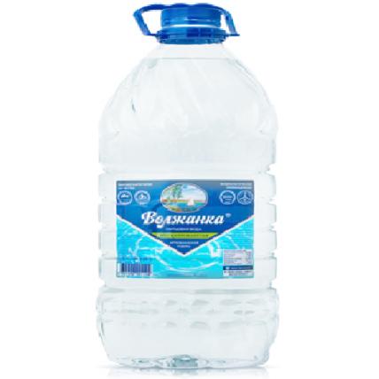 Вода ВОЛЖАНКА 5 литров...
