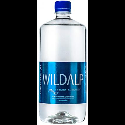Вода WILDALP негазированная 1 литр...