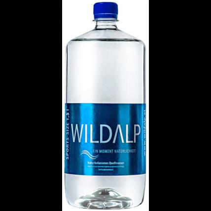 Вода WILDALP негазированная 1.5 литра...