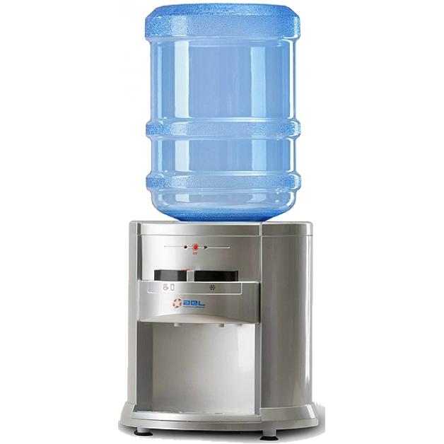 Кулер для воды (LB-TWB 0.5-5Т32) silver