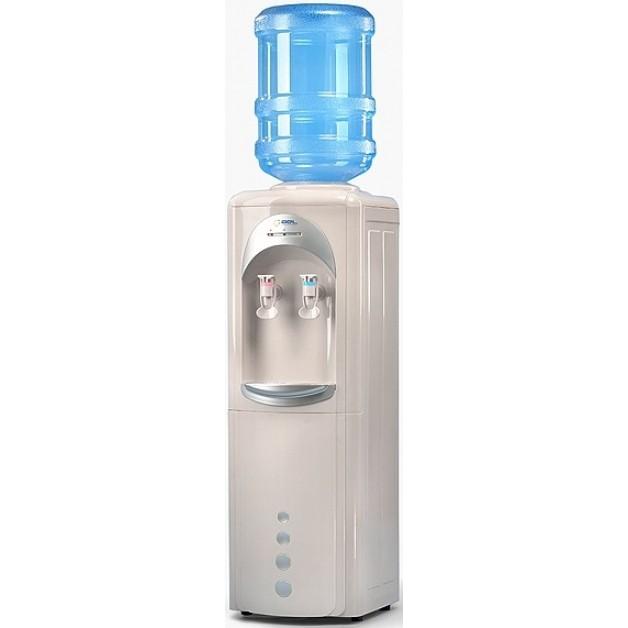 Кулер для воды (LC-AEL-17) silver