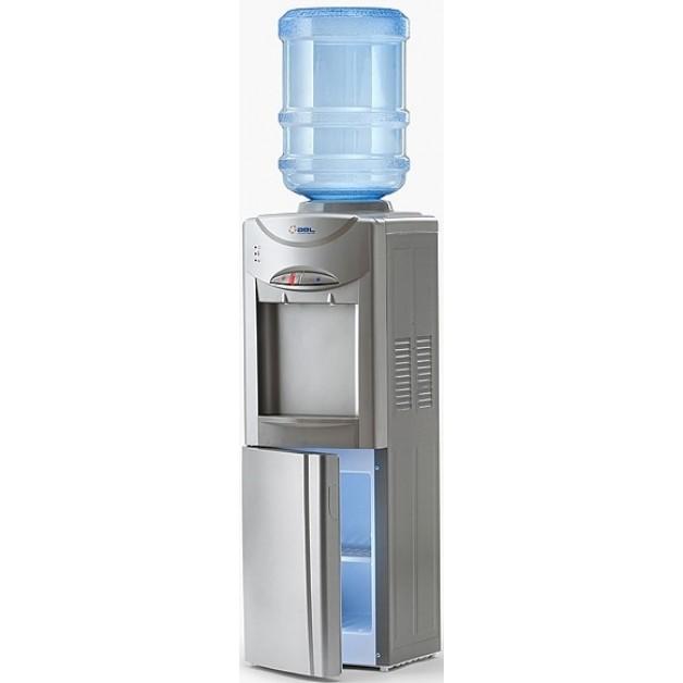 Кулер для воды (LC-AEL-326c) silver