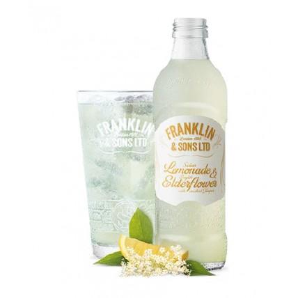 Лимонад Сицилийский лимон и Английская бузина с м...