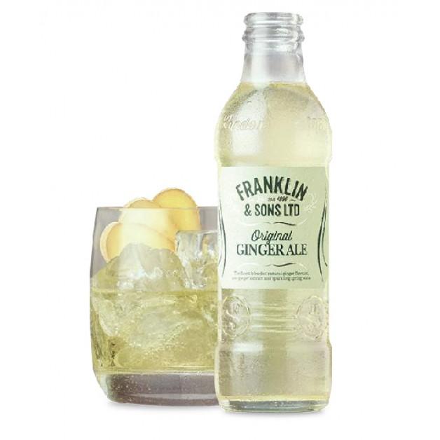 Тоник «Имбирный Эль» стекло 0.2 литра