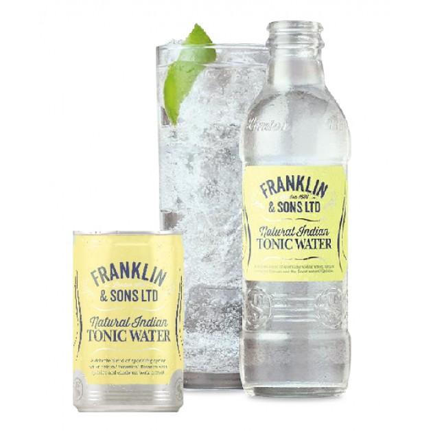 Тоник «Индийский» стекло 0.2 литра