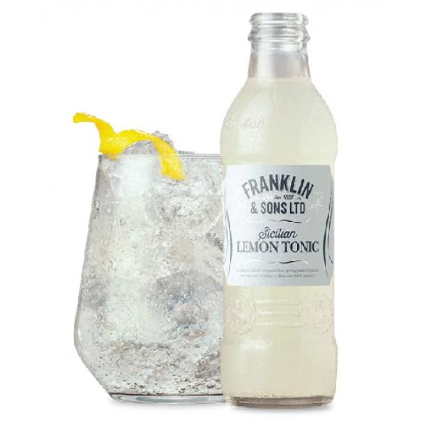 Тоник «Сицилийский лимон» стекло 0.2 литра